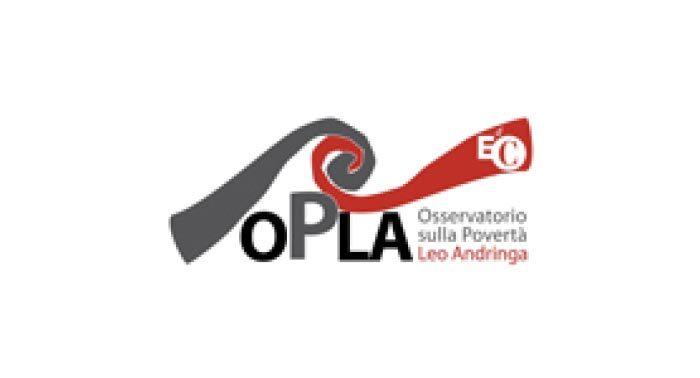 Logo Oplà - Osservatorio sulla povertà